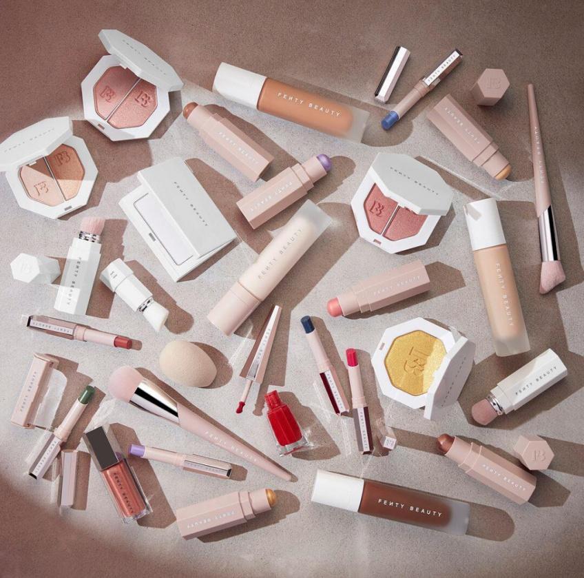 Fenty Beauty remplace les produits volés d'une cliente fidèle