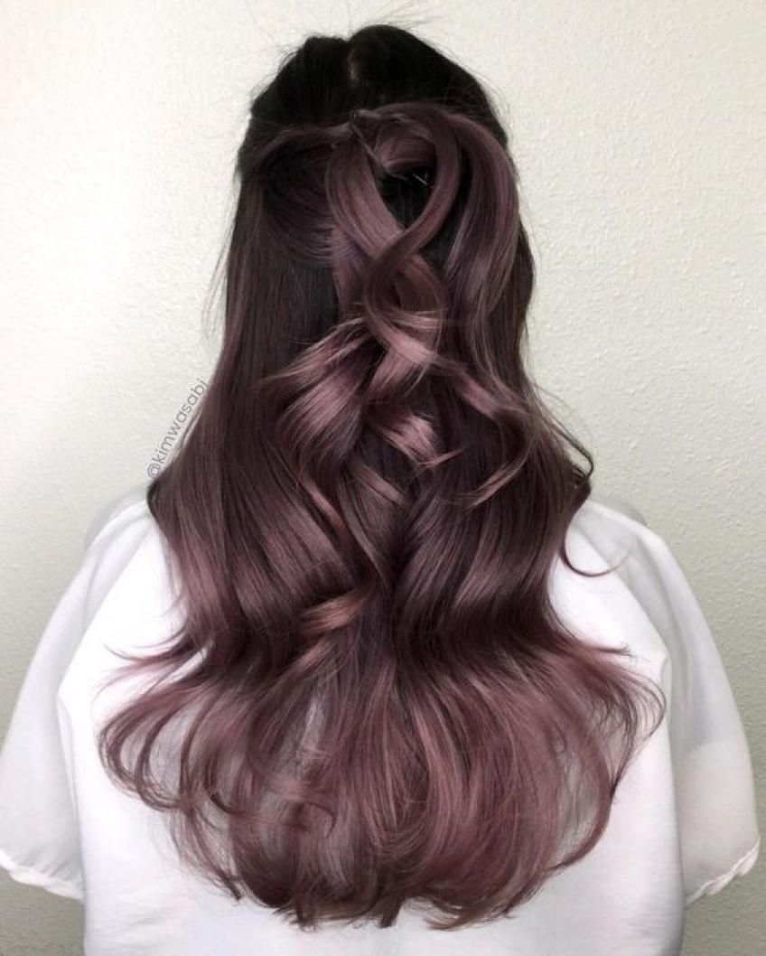 Les couleurs de cheveux les plus désirables de l'année