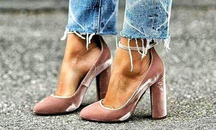 Melting-pot des chaussures les plus tendance à s'accaparer ce printemps!