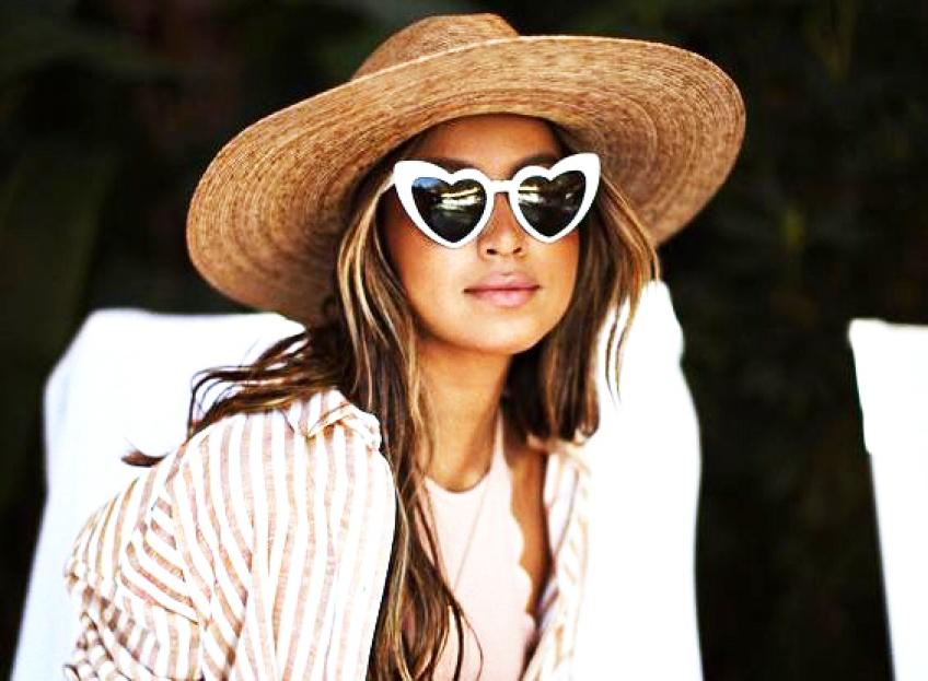 Les lunettes de soleil les plus stylées qui nous en mettent plein les mirettes !