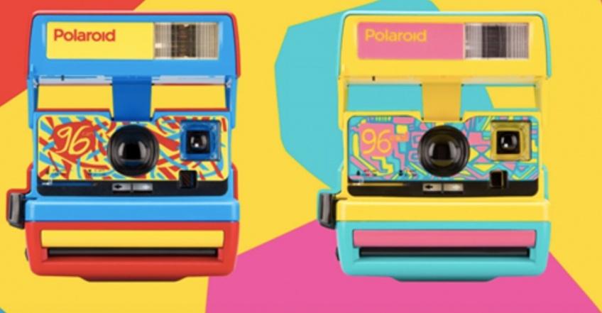 Polaroid ressort son appareil photo iconique des années 90 pour notre plus grand plaisir !