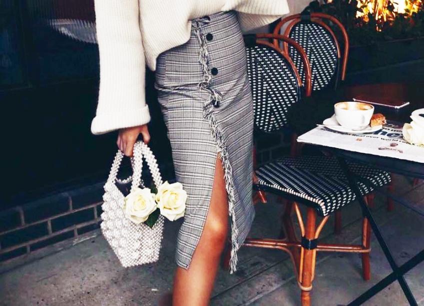 Les plus jolies jupes à boutons qui subliment nos gambettes !