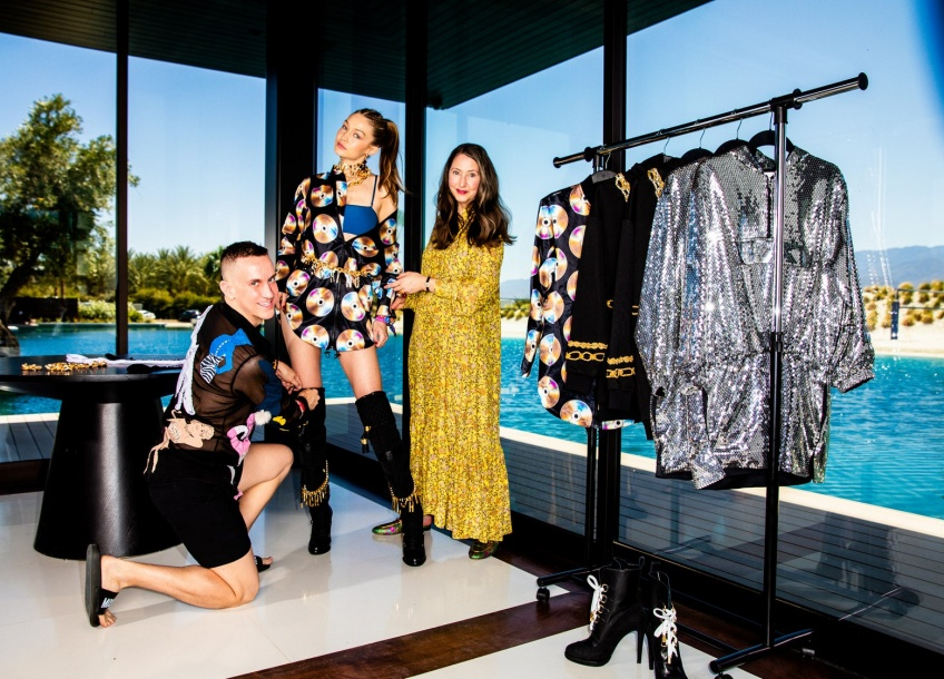 H&M x Moschino : la collab' que l'on va toutes s'arracher !