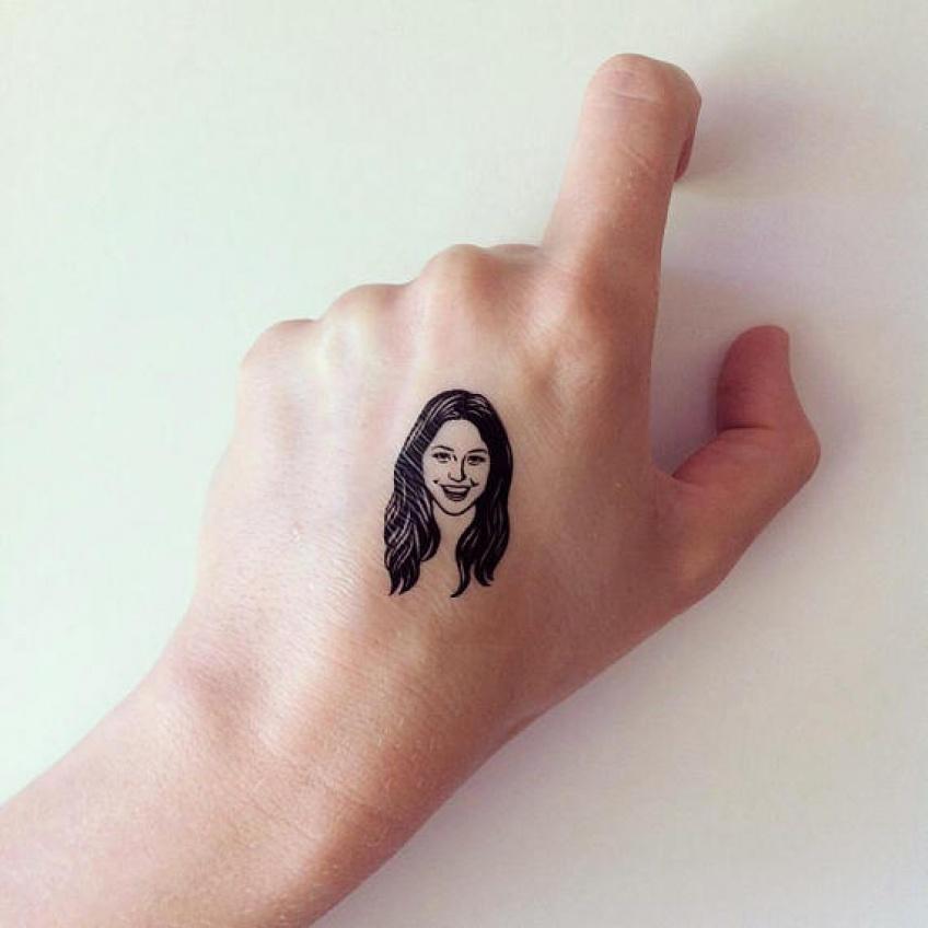 Le tatouage éphémère prend un nouveau tournant avec ces éditions personnalisables