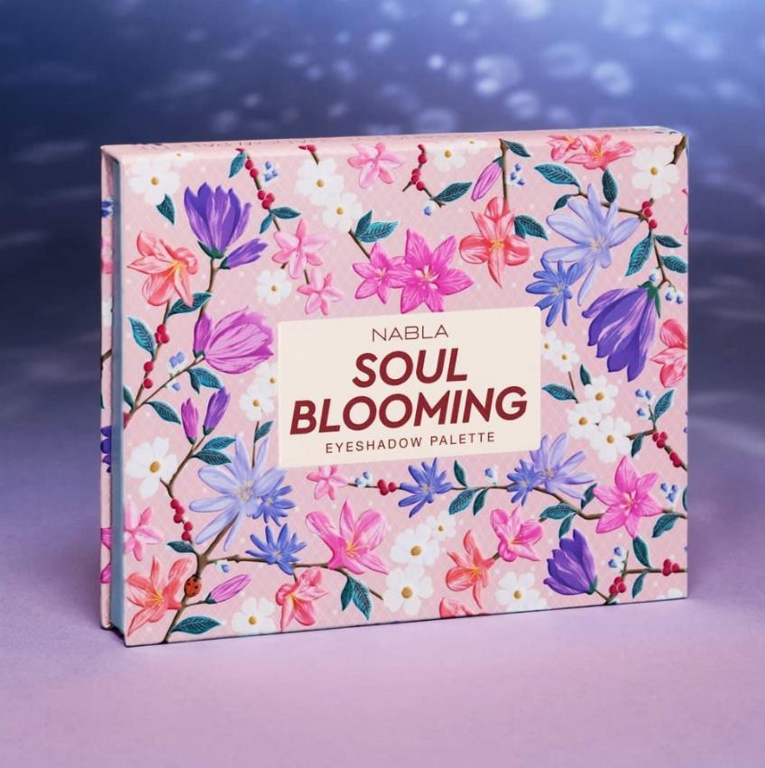 La collection Soul Blooming imaginée par Nabla Cosmetics devrait faire fondre votre cœur