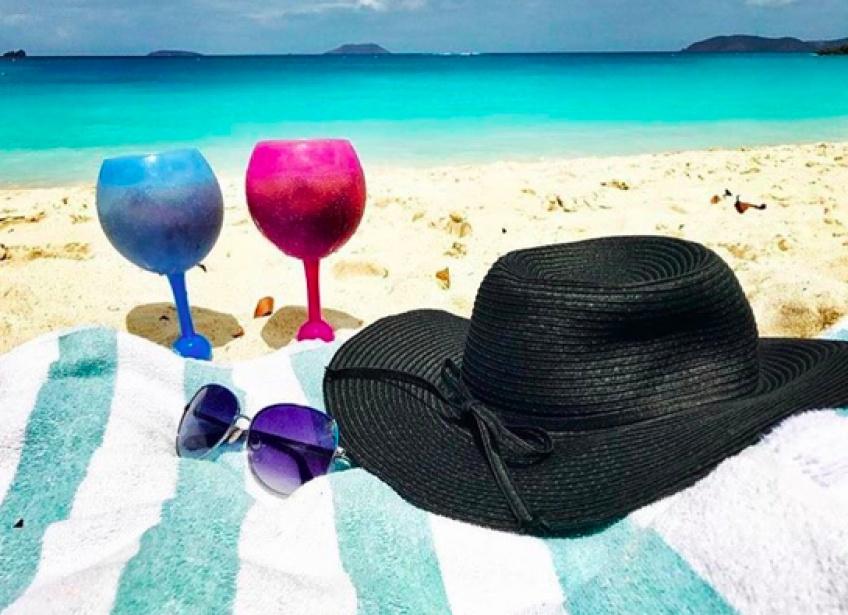 Voici le verre à vin qu'il vous faut absolument pour cet été !