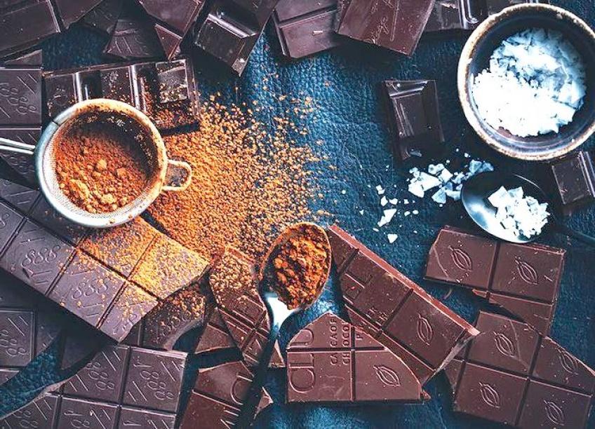 Manger du chocolat noir intense aurait des vertus insoupçonnées !