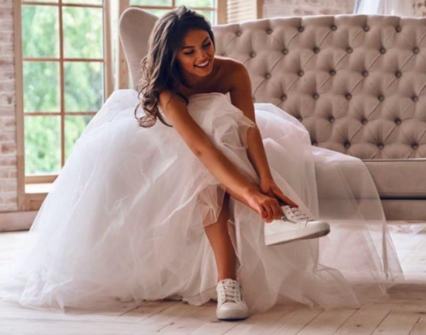 Les plus belles chaussures plates pour se dire oui !