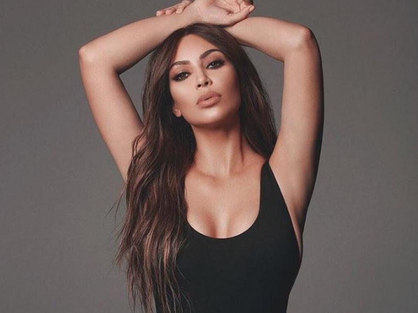 Le nouveau parfum tout en formes de Kim Kardashian fait le buzz
