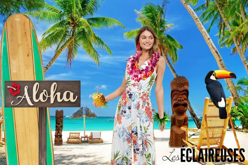 Donnez des vacances à votre style: direction Hawaï!