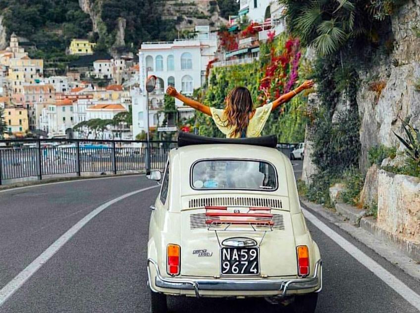 Parenthèse voyage #2 : Direction l'Italie, dans le village de Positano, pour un été haut en couleur