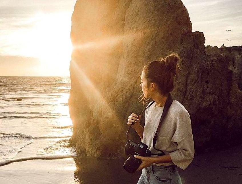 Être payée 10 000$ pour prendre des photos de couchers de soleil cet été !