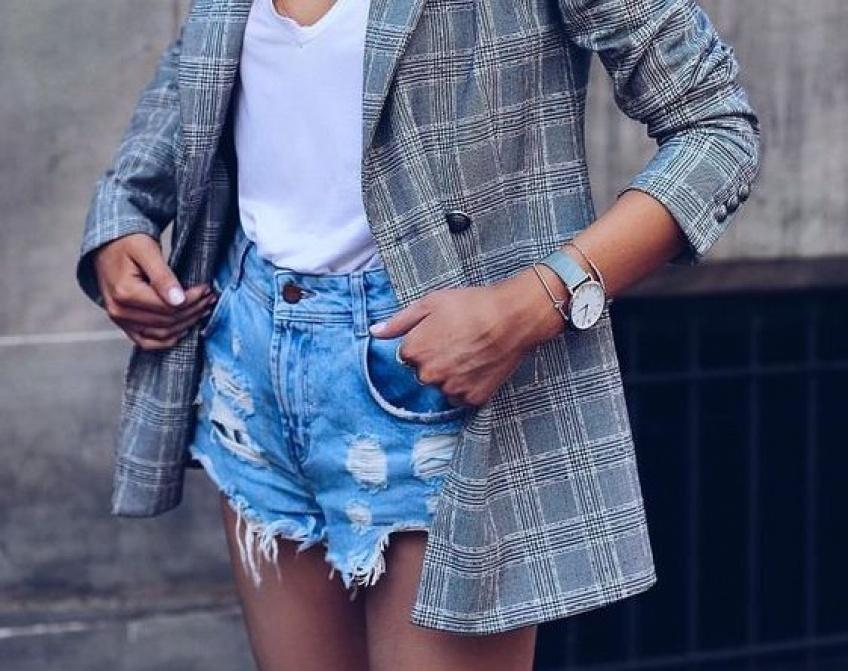 Les plus beaux shorts pour dévoiler ses jolies gambettes !