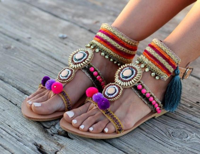 De jolis pieds avant l'été ? C'est encore possible !
