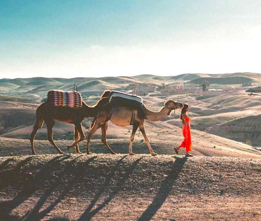 Parenthèse voyage #3 : Envolez-vous vers Marrakech pour un séjour au pays des mille et une nuits !