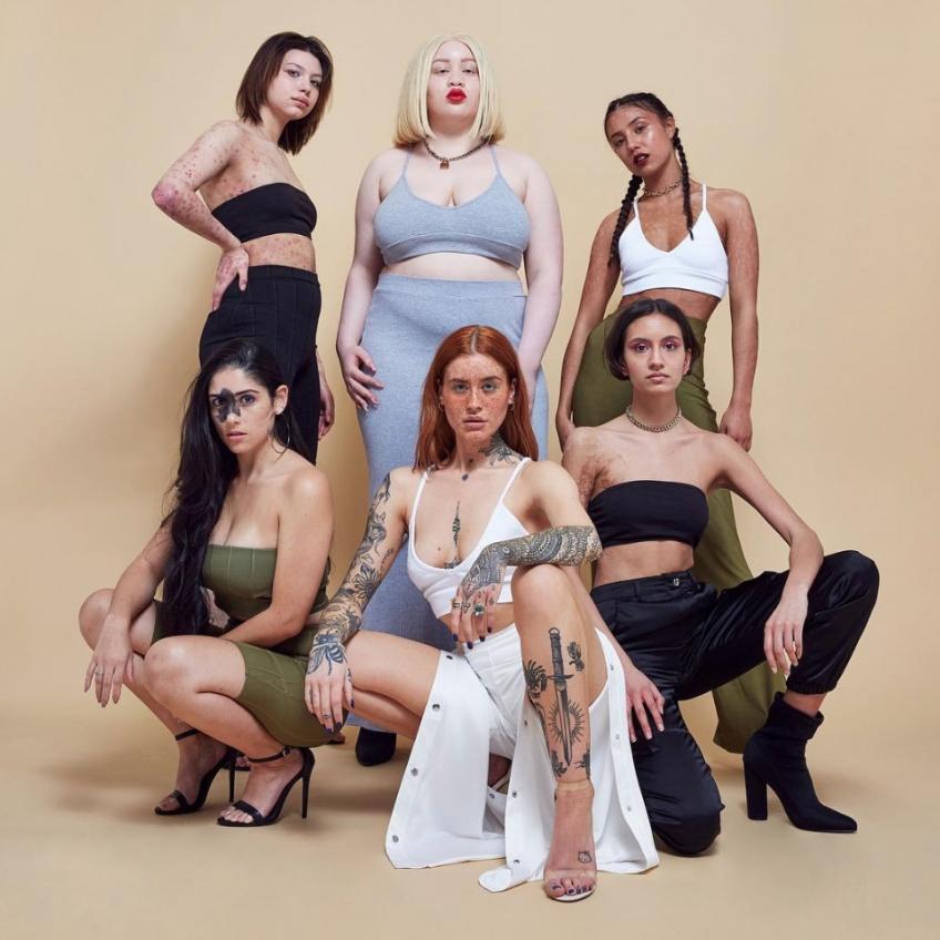 #Inyourownskin, la nouvelle campagne body positivism de Missguided