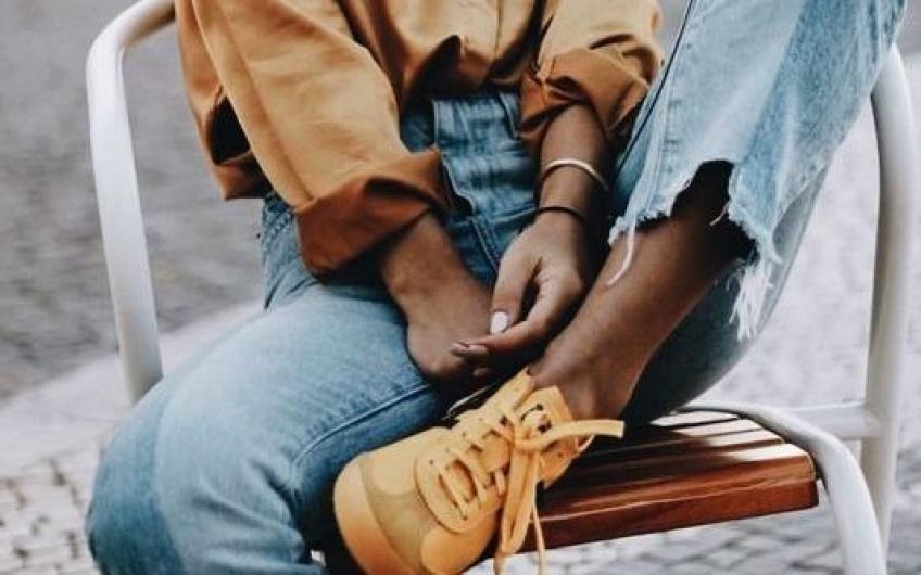 Les sneakers les plus stylées pour gambader toute la journée !