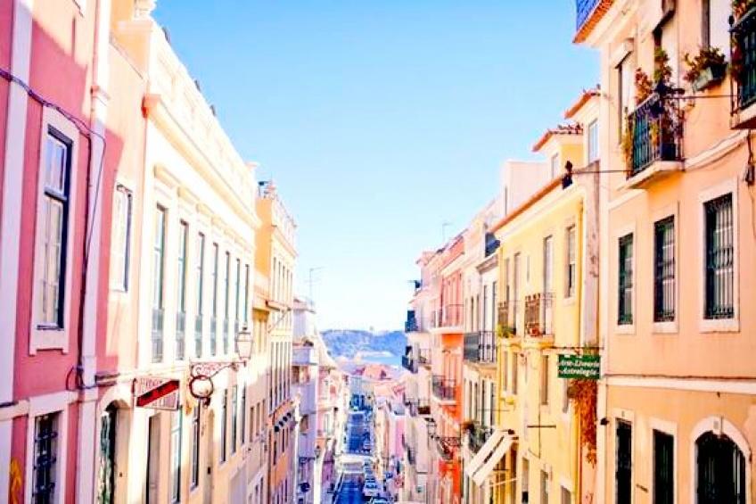 Parenthèse voyage #5 : direction Lisbonne et ses environs pour 4 jours hauts en couleur !