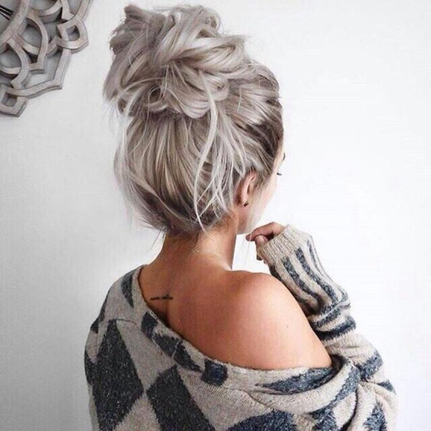 Les meilleures coiffures à se faire en moins de 2 minutes