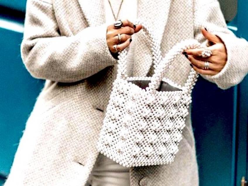 Cet été, le sac s'habille de perles pour pimper votre style d'une touche d'originalité  !