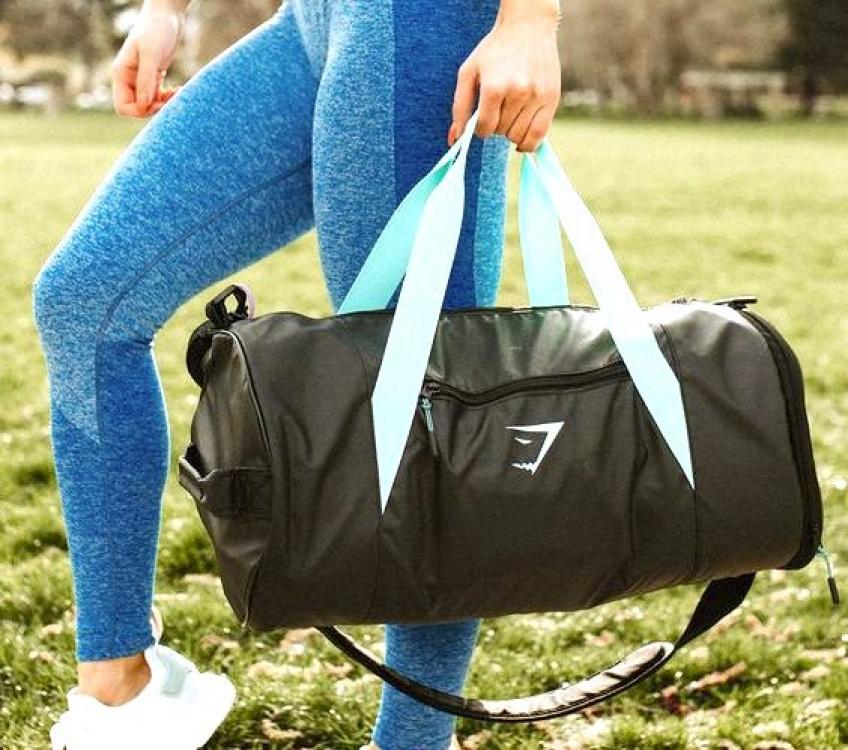 Facilitez-vous la vie en vous rendant à la salle avec un vrai sac de sport !