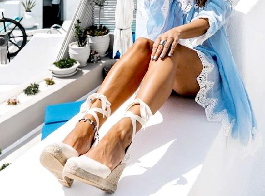 #Shoesday : les chaussures compensées les plus désirables pour gambader tout l'été !