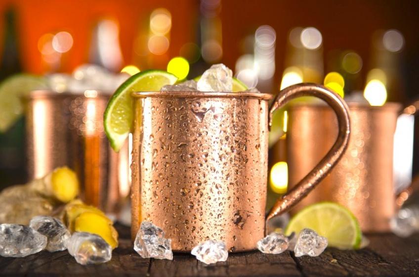 Le 'Moscow Mule' pourrait bientôt remplacer le 'Mojito' dans le coeur des cocktails lovers !