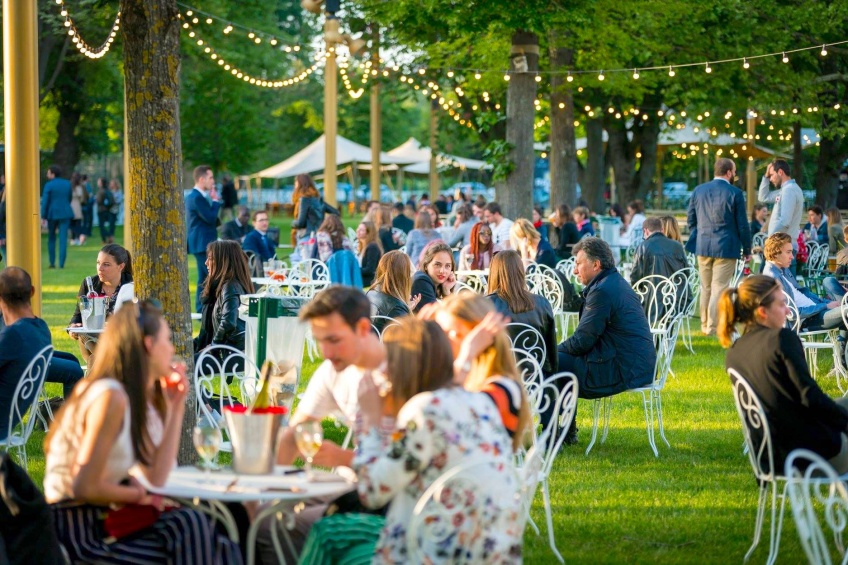 Le Petit Pré, un Food Garden géant pour des soirées de folie !