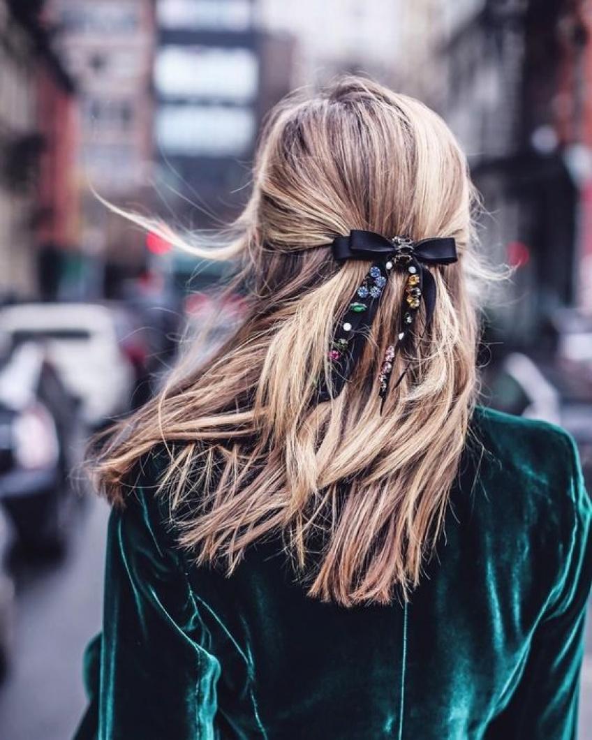 L'accessoire, le meilleur moyen de pimper une coiffure en un rien de temps