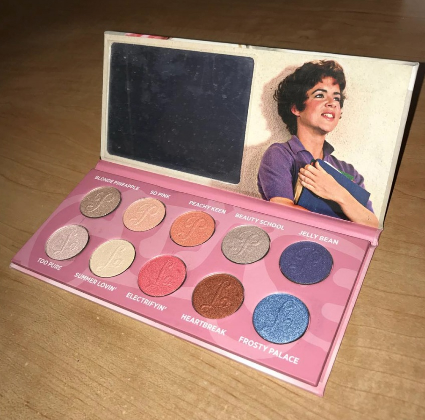 Back to the 70's avec la nouvelle palette inspirée du film Grease