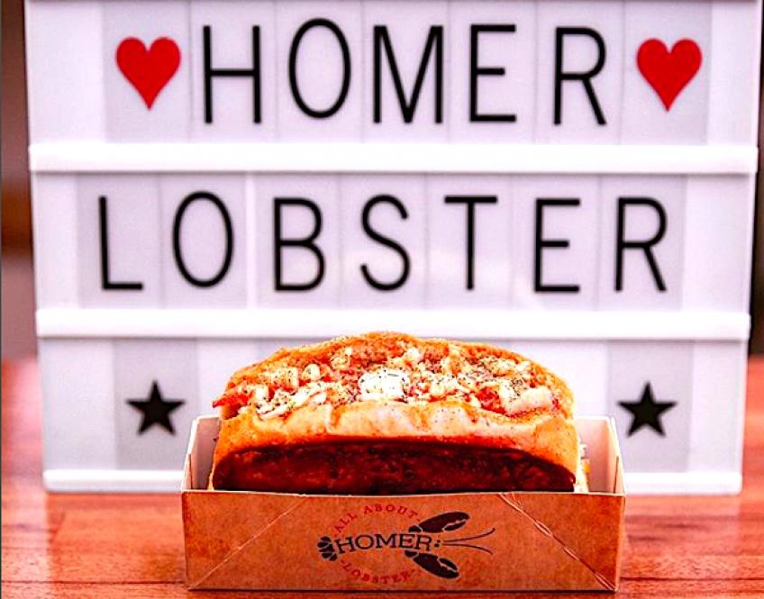 Ce restaurant propose du homard sous forme de sandwich !