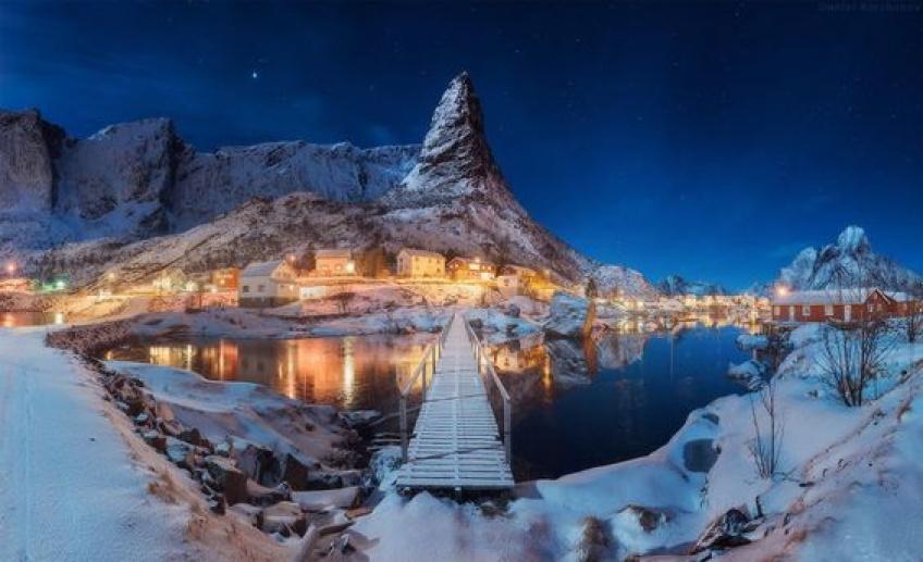 Halte en Scandinavie, une des plus belles régions du monde