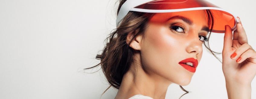 Trend : le rouge à lèvres orange pour cet été