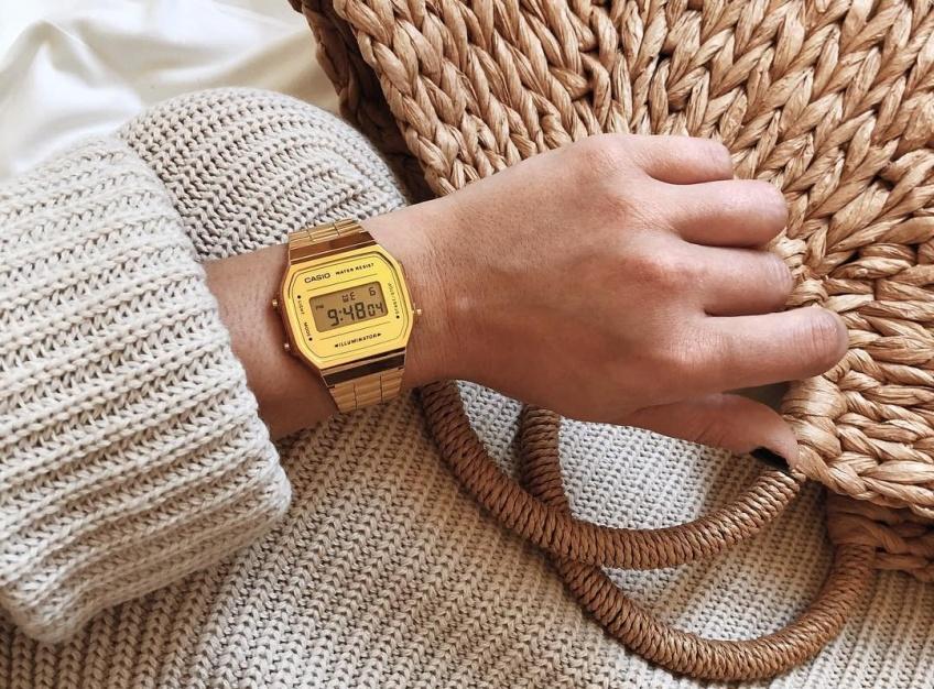 Casio Vintage : les montres ultra-stylées qui ont conquis Instagram !