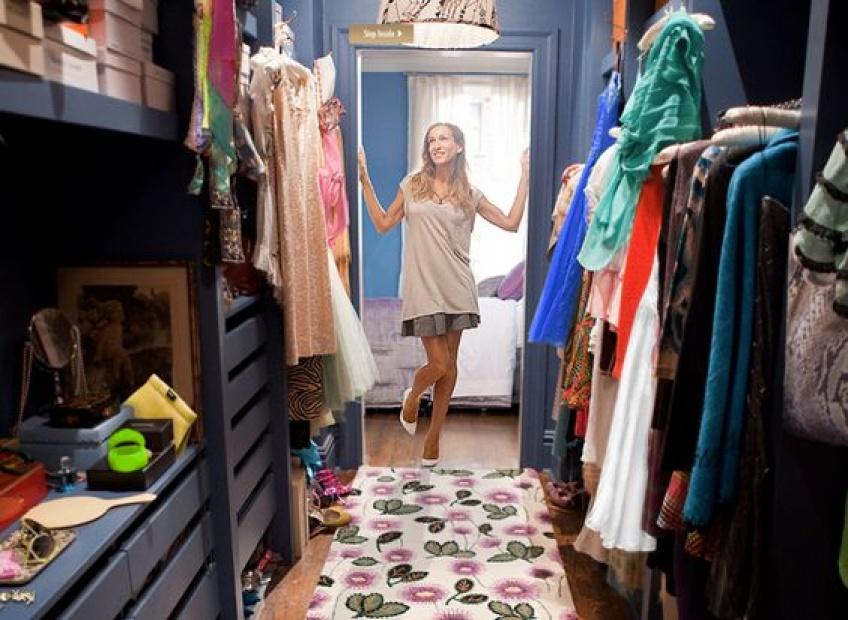 5 astuces pour avoir un dressing de rêve digne de Carrie Bradshaw !