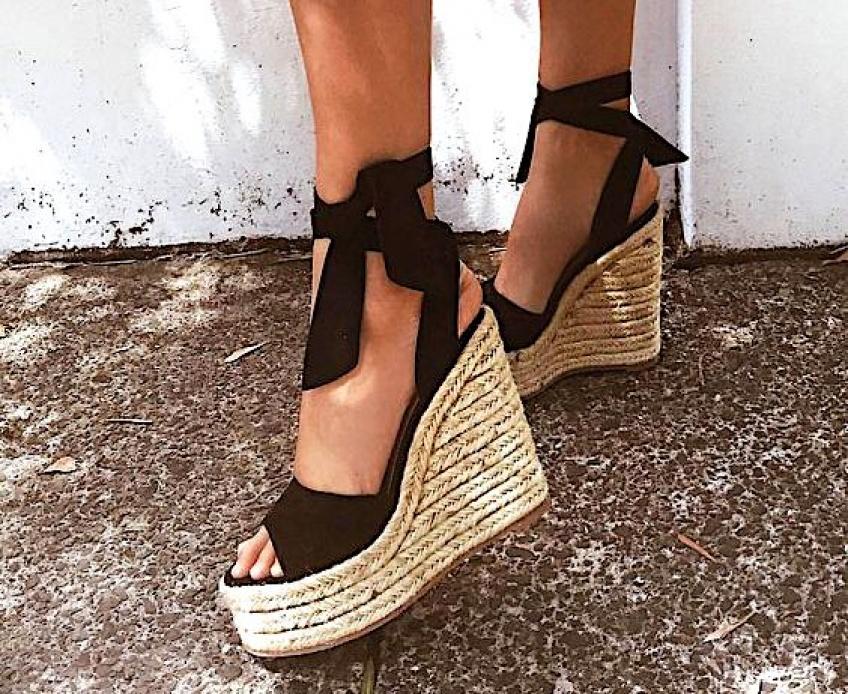 #Shoesday : Les espadrilles les plus jolies qui vont illuminer vos petons tout l'été !