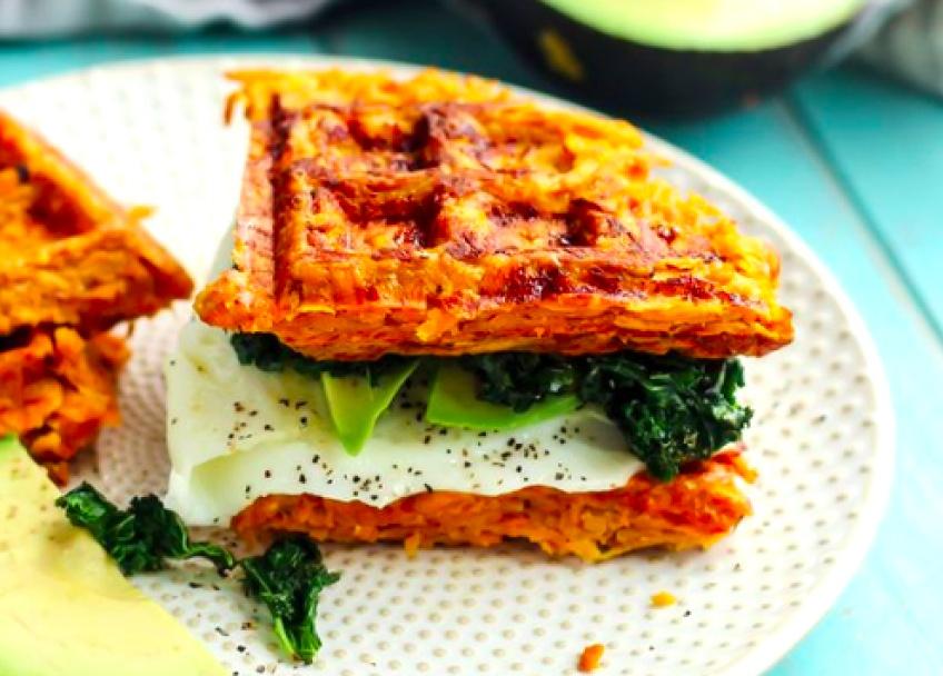 Remplacez le pain par ces légumes pour des recettes légères, cet été!