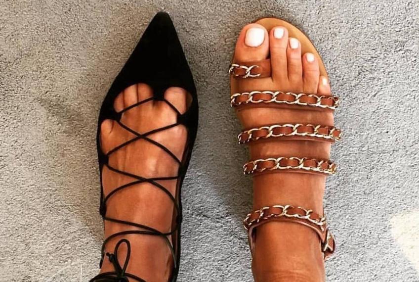 Les chaussures à délaisser cet été et par quoi les remplacer !