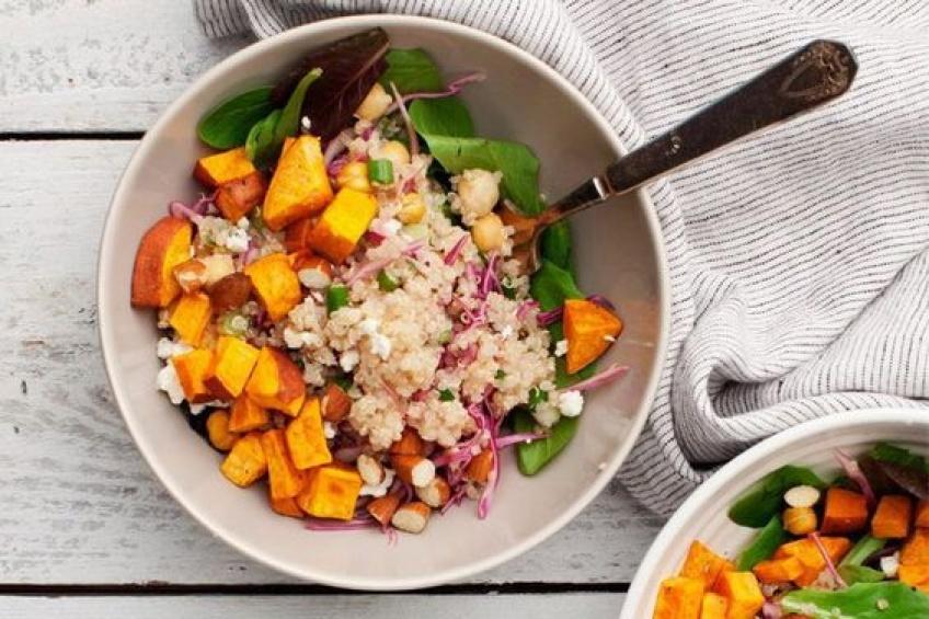 Les salades qui vont vous aider à perdre du poids cet été !
