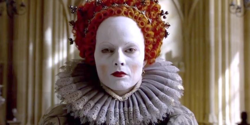 Margot Robbie, méconnaissable dans le trailer de Mary Queen of Scots !