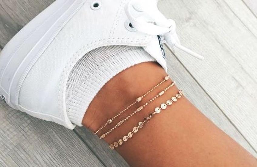 Les bracelets de chevilles dont vous ne pourrez plus vous passer