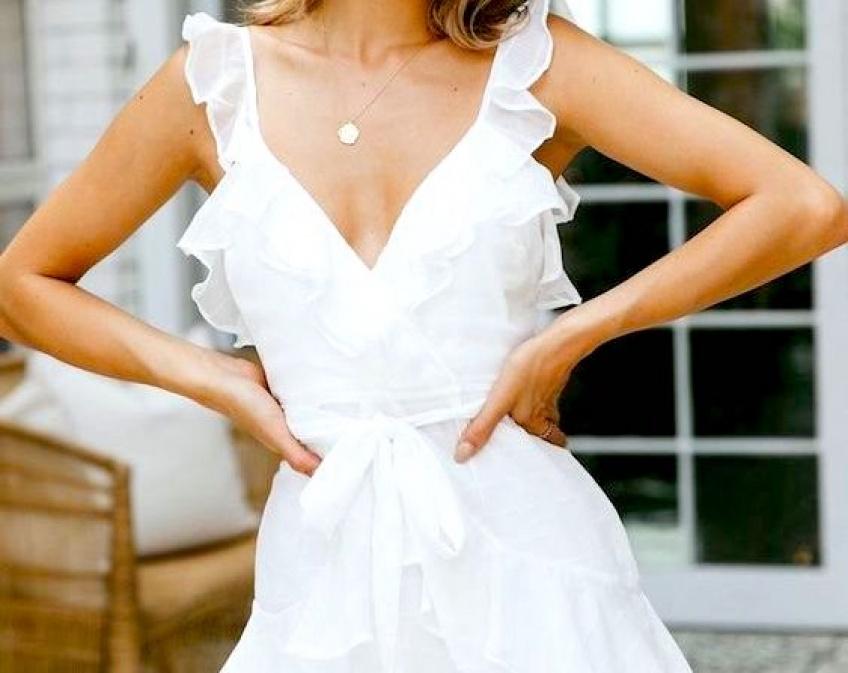 Les robes à volants les plus jolies pour être lookée tout l'été !