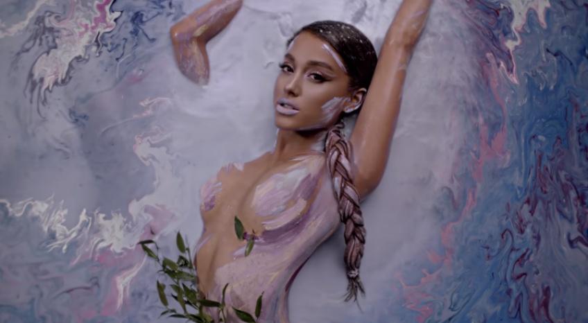 Lush lance une bath bomb inspirée du nouveau clip d'Ariana Grande