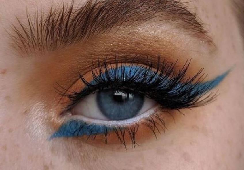 La tendance eyeliner déclinée à l'infini
