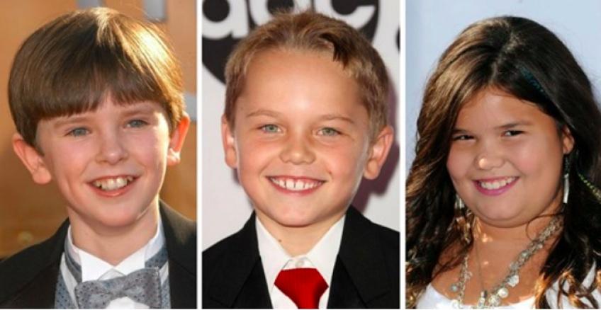 Que sont devenus les enfants célèbres de notre enfance ?