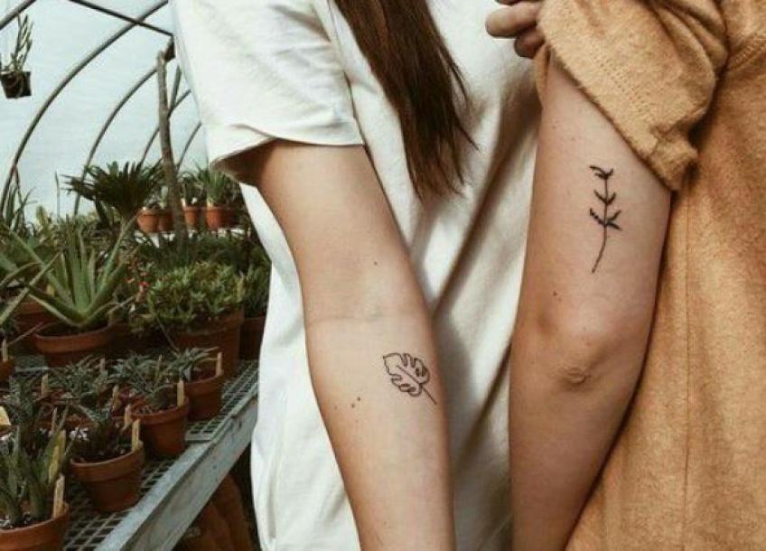 Le tatouage de couple, une preuve d'amour indélébile