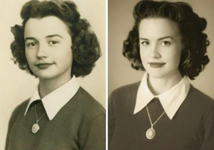 Ces photos de familles où la ressemblance est si frappante qu'elles vont vous choquer !