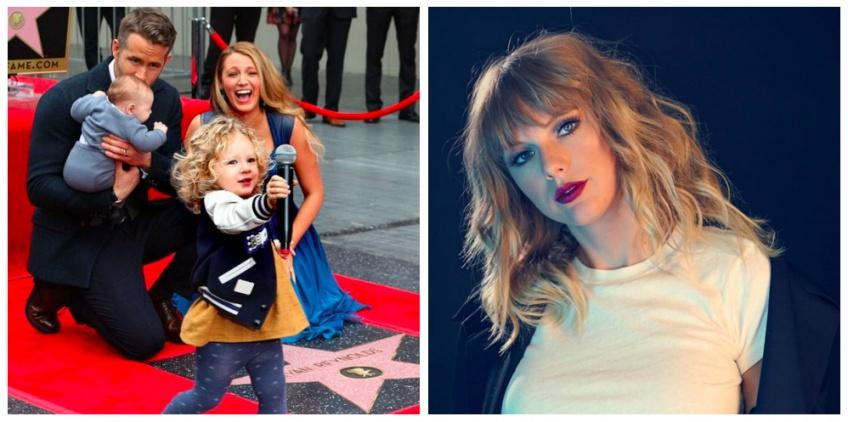 Ryan Reynolds et Blake Lively hors de contrôle durant le concert de Taylor Swift