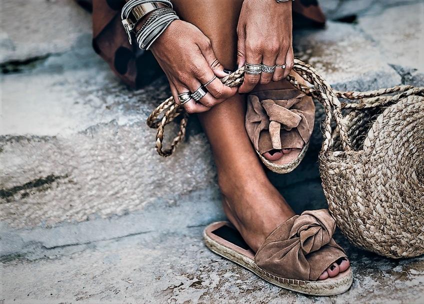 #Shoesday : Les chaussures d'été qui sentent bon les vacances même au travail !