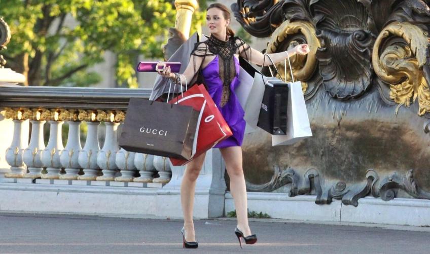 C'est prouvé : faire du shopping rend heureuse !